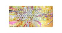 Picture Keyboard Splashes
